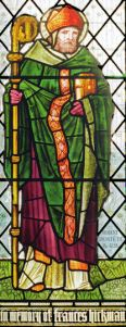 Edward Burne Jones stained glass from St Paul's Church, Morton, Lincolnshire